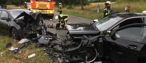 Unfall in Limburg