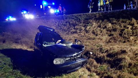 Unfall bei Limburg