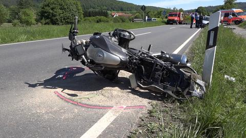 Unfallmeldungen Hessen