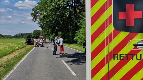 Rettungseinsatz bei Münster