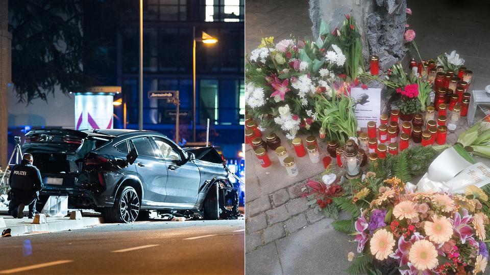 Autounfall Frankfurt