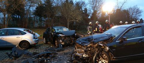 Frau stirbt bei Verkehrsunfall in Rotenburg | hessenschau.de | Panorama
