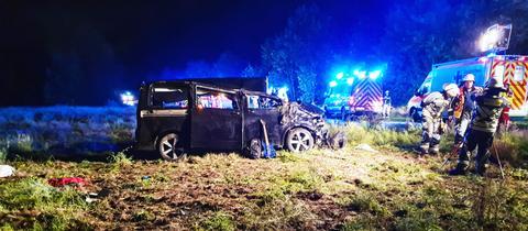 Unfall Rüsselsheim