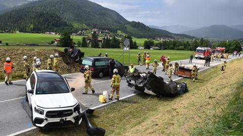 Unfall in Tirol