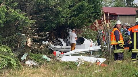Flugzeugunfall Wasserkuppe