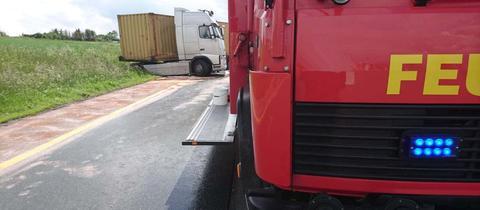 Unfall A5 Wetterau