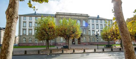 Uni Gießen Hauptgebäude