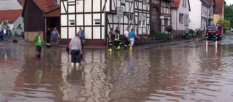 Wetter Trendelburg