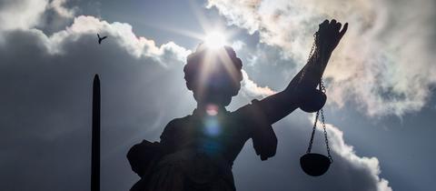 Urteil Justitia Sujet