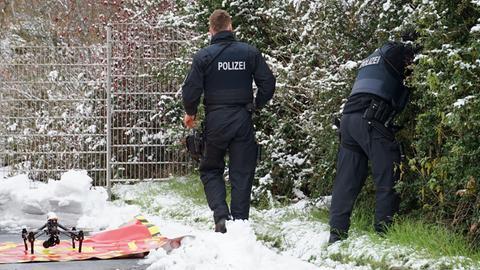 Polizei sucht nach vermisstem zweijährigen Mädchen in Fulda