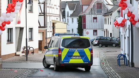 Volkmarsen Polizei