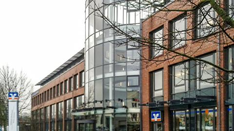 Volksbank Mittelhessen-Zentrale Gießen