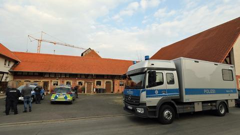 Polizeieinsatz in Alsfeld-Schwabenrod