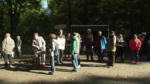 Demo Waldkunstpfad Darmstadt