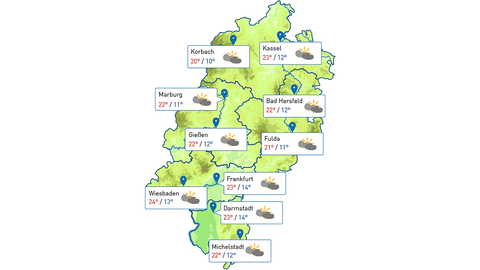 Wetter Screenshot 12.08.19