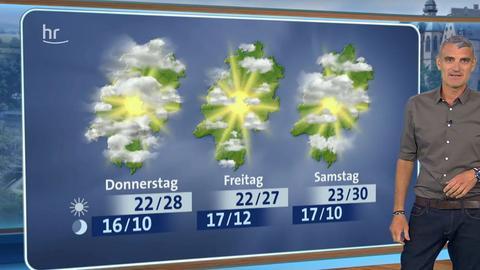 Hessenschau-Wettermoderator Tim Frühling