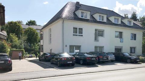Tatort der tödlichen Schüsse auf einen 39-Jährigen in Wetzlar