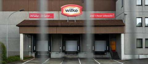 Firma Wilke in Twistetal