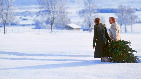 Winterlandschaft an Weihnachten? Leider nein.