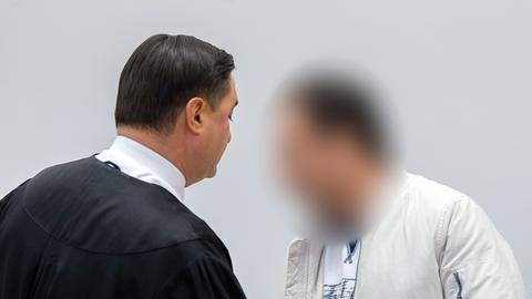 Angeklagter im Prozess um Würth-Entführung