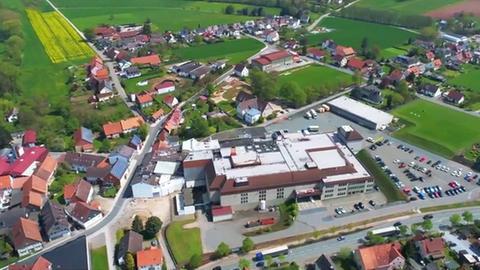 Die Firma Wilke Wurstwaren in Twistetal-Berndorf