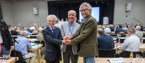 Der Vorstand der AfD Hessen