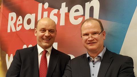 AfD Robert Lambrou, Klaus Herrmann