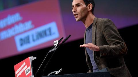 Ali Al Dailami, Die Linke