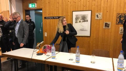Tatjana Cyrulnikov ist die neue Ortsvorsteherin von Altenstadt.