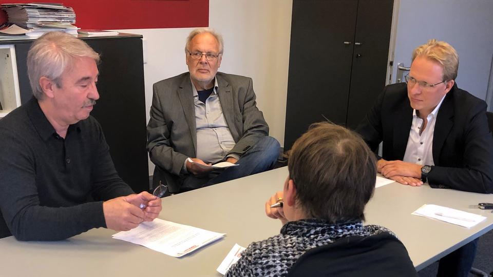 Antrag gestellt: NPD-Ortsvorsteher in Altenstadt soll abgewählt werden