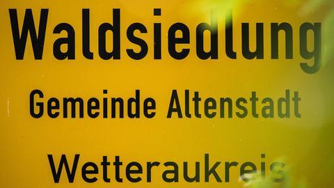 Plötzlich bundesweit bekannt: Die Waldsiedlung in der Gemeinde Altenstadt (Wetterau)