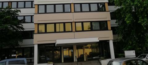 Das alte Sozialministerium in Wiesbaden