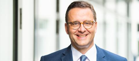 Unternehmer und Kandidat: Andreas Ritzenhoff