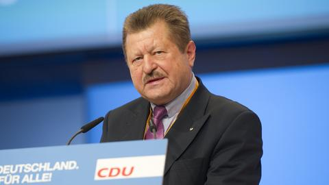 CDU-Landtagsabgeordneter Walter Arnold