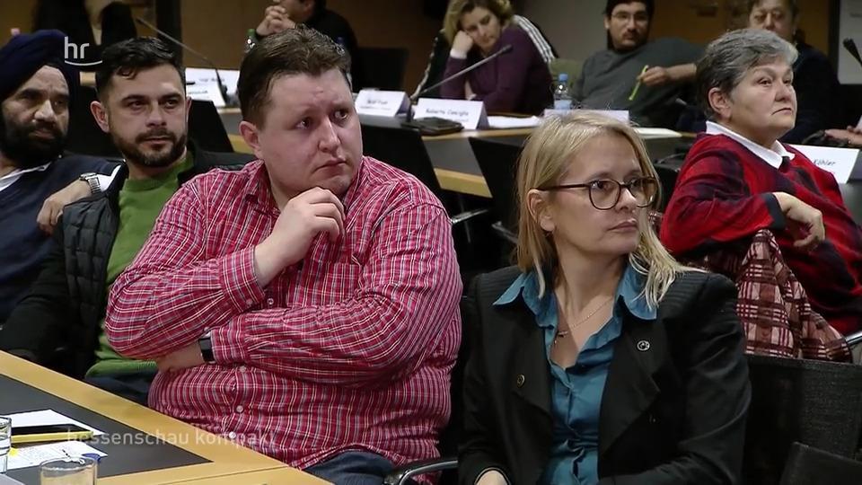 Fühlen sich übergangen: Delegierte des Ausländerbeirats des Kreises Offenbach