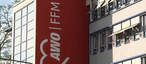 Die Frankfurter AWO-Zentrale