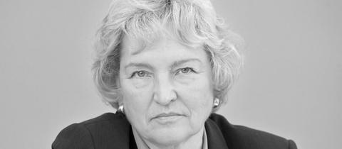 Die ehemalige Familienministerin Barbara Stolterfoht.