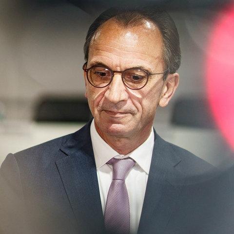Michael Boddenberg im Landtag