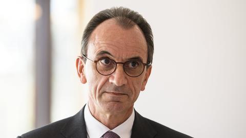 Finanzminister Michael Boddenberg (CDU)