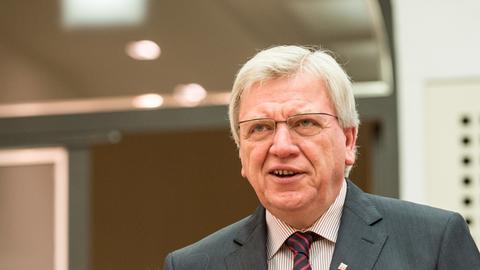 Ministerpräsident Volker Bouffier (CDU)