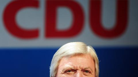 Volker Bouffier CDU