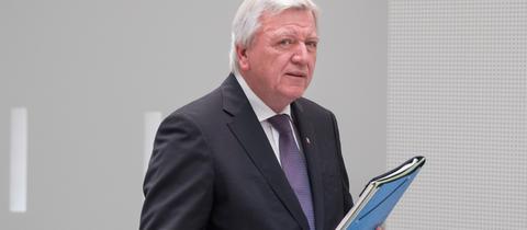 Bouffier NSU Ausschuss