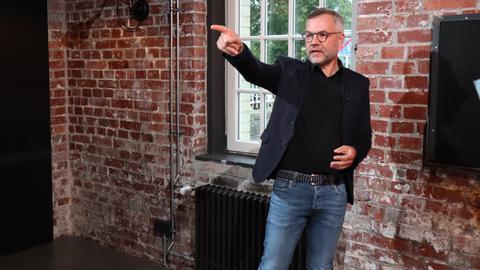 Michael Roth, Spitzenkandidat der hessischen SPD bei der Bundestagswahl