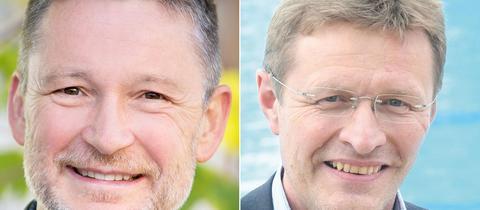 Andreas Fey und Jörg König