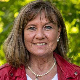 Esther Dilcher, Direktkandidatin der SPD im Wahlkreis 167