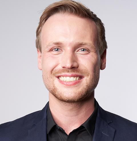 Lennard Oehl, Direktkandidat der SPD im Wahlkreis 180