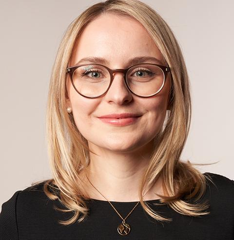 Natalie Pawlik, Direktkandidatin der SPD im Wahlkreis 177