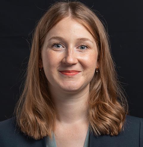 Melanie Wegling, Direktkandidatin der SPD im Wahlkreis 184