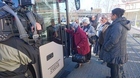 Bus Neinsager Türkei-Referendum