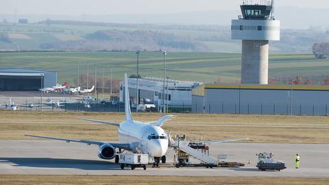 Flughafen Kassel in Calden